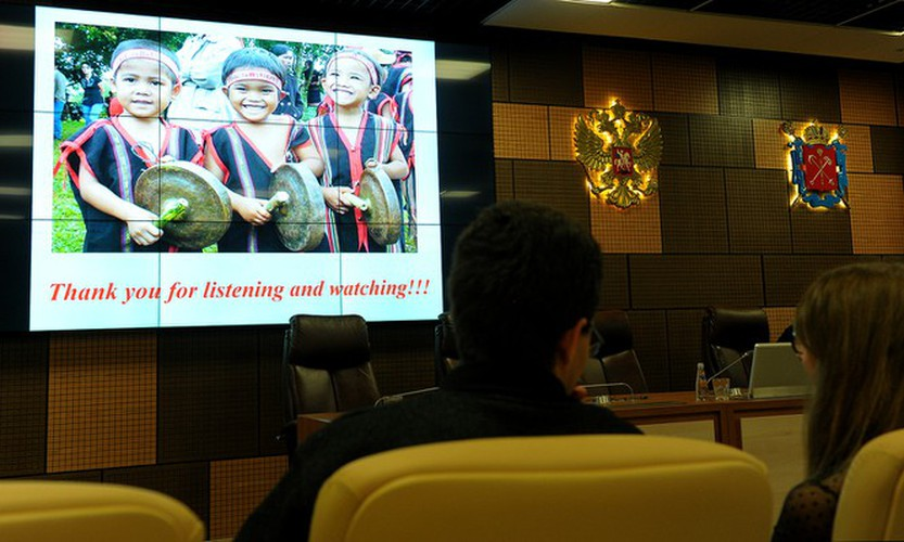 vietnamese, russian youngsters seek ways to preserve cultural diversity hinh 7