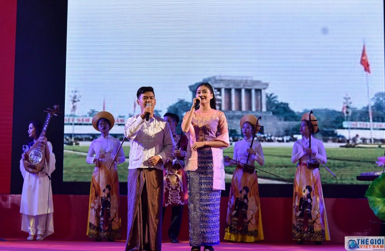yangon hosts vietnam-myanmar cultural exchange hinh 12