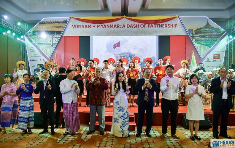 yangon hosts vietnam-myanmar cultural exchange hinh 13