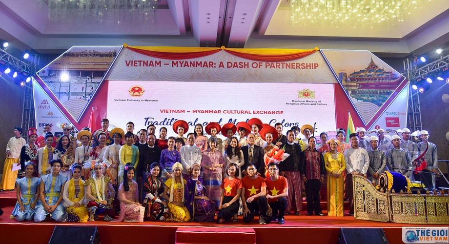 yangon hosts vietnam-myanmar cultural exchange hinh 1