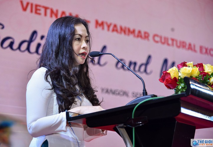 yangon hosts vietnam-myanmar cultural exchange hinh 2