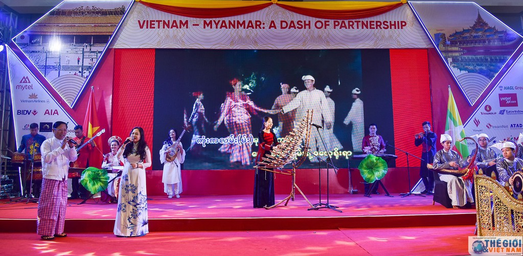 yangon hosts vietnam-myanmar cultural exchange hinh 4