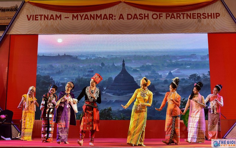yangon hosts vietnam-myanmar cultural exchange hinh 9