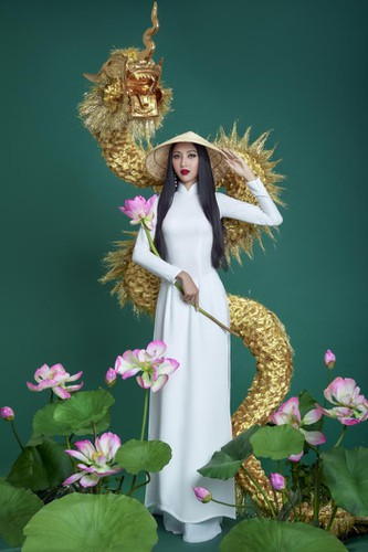 miss asia pacific international contestants shine in national costume segment hinh 3