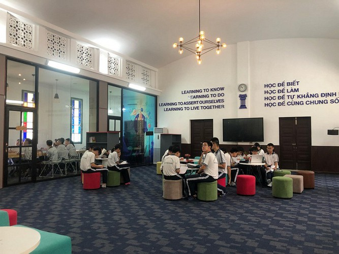first 1,000sq.m smart library comes into operation in hcm city hinh 5
