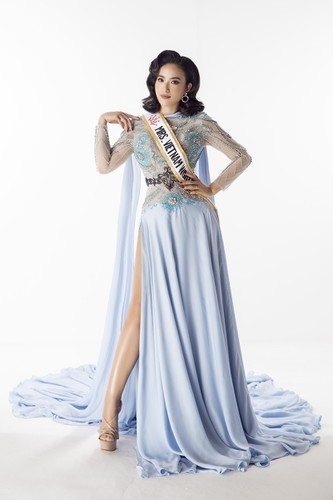 hoang hat poised to represent vietnam at mrs worldwide 2019 hinh 2