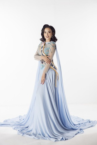 hoang hat poised to represent vietnam at mrs worldwide 2019 hinh 3