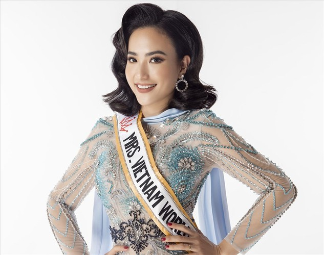 hoang hat poised to represent vietnam at mrs worldwide 2019 hinh 4