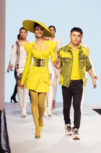 miss universe vietnam contestants shine in