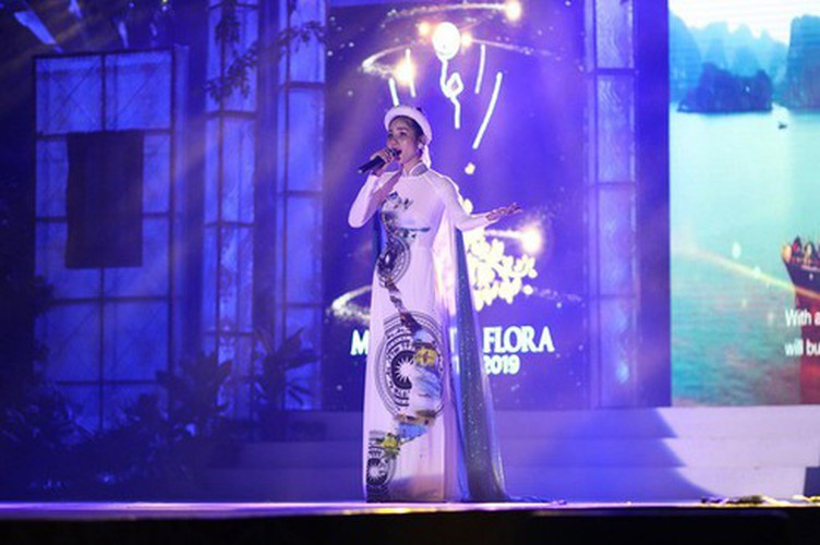 hoang hanh achieves another medal win at miss earth 2019 hinh 4
