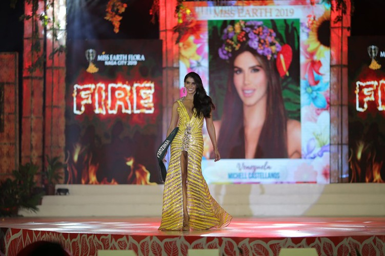 hoang hanh achieves another medal win at miss earth 2019 hinh 6