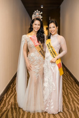hoang hat finishes among top 10 of mrs worldwide 2019 hinh 7