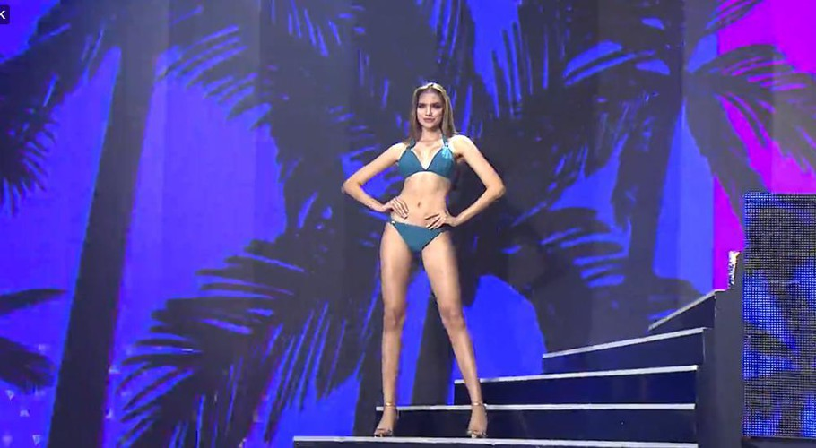kieu loan competes in semi-finals of miss grand international hinh 14