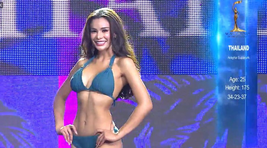 kieu loan competes in semi-finals of miss grand international hinh 17
