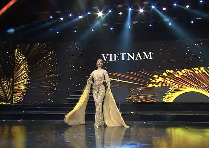 kieu loan competes in semi-finals of miss grand international hinh 3