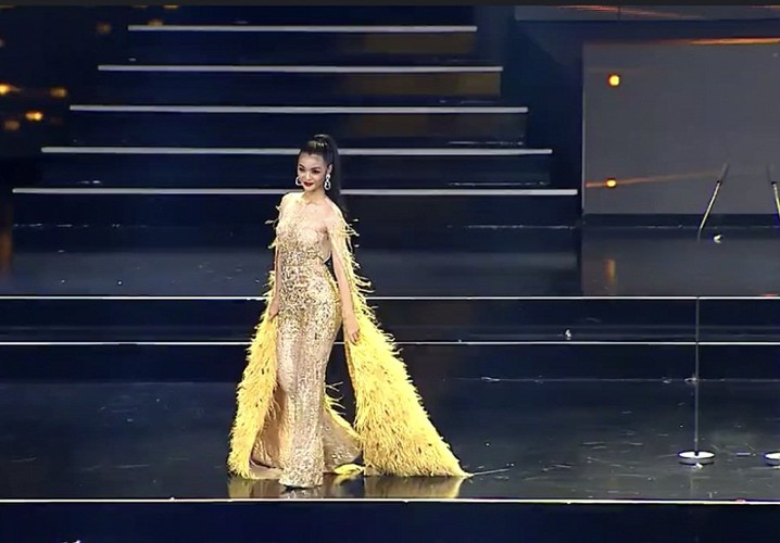 kieu loan competes in semi-finals of miss grand international hinh 4