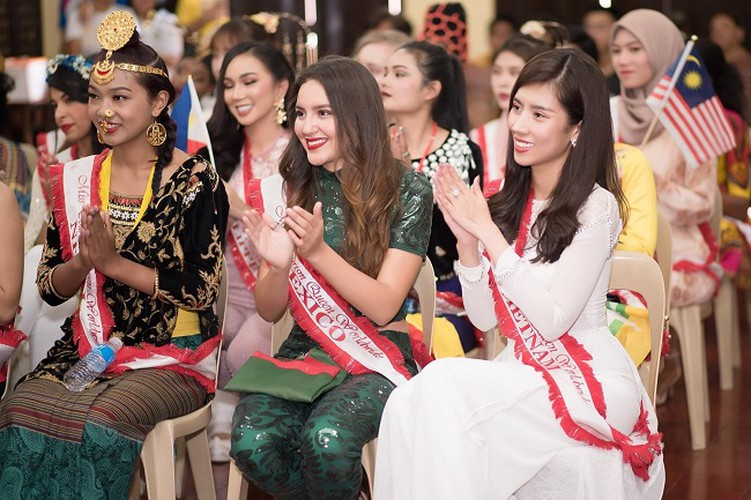 yen nhung in top 5 of national costume segment at miss tourism queen worldwide hinh 4