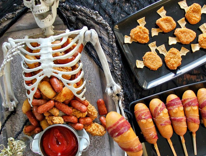exciting dishes perfect for halloween snacks hinh 1