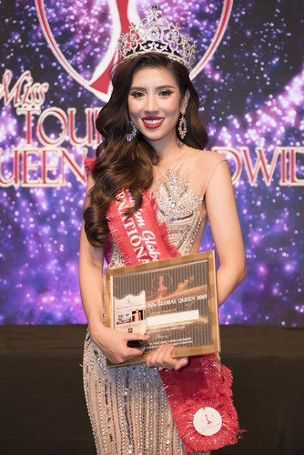yen nhung awarded miss tourism global queen international 2019 crown hinh 1