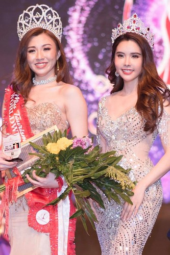 yen nhung awarded miss tourism global queen international 2019 crown hinh 6