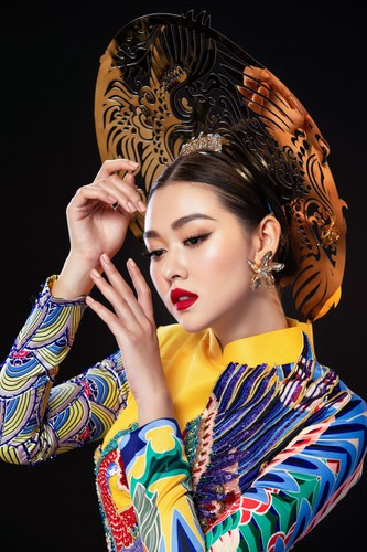 tuong san participates in busy opening days at miss international 2019 hinh 6