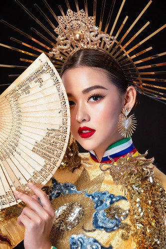 tuong san participates in busy opening days at miss international 2019 hinh 8