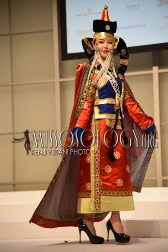 stunning national costumes on show at miss international 2019 hinh 14