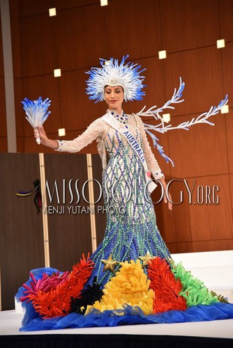 stunning national costumes on show at miss international 2019 hinh 15