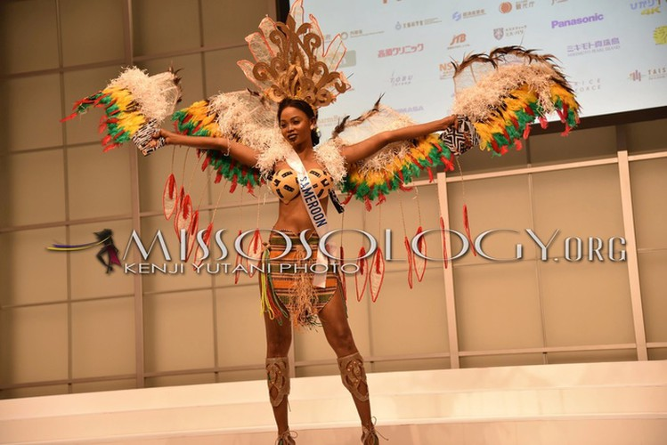 stunning national costumes on show at miss international 2019 hinh 16