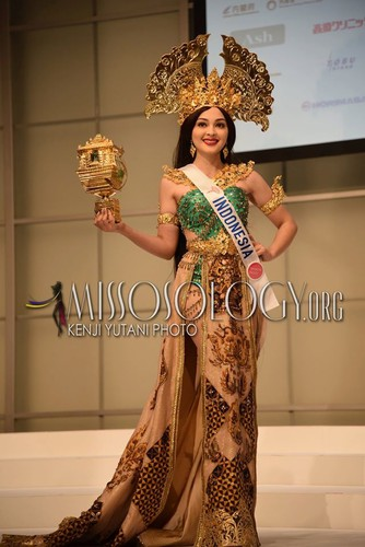stunning national costumes on show at miss international 2019 hinh 17