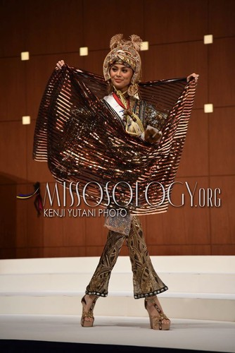 stunning national costumes on show at miss international 2019 hinh 3