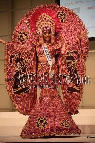 stunning national costumes on show at miss international 2019 hinh 9