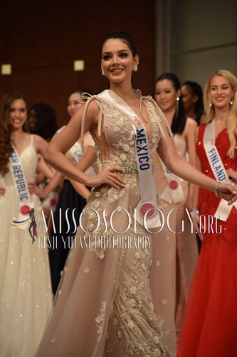 miss international contestants attend welcome party hinh 11