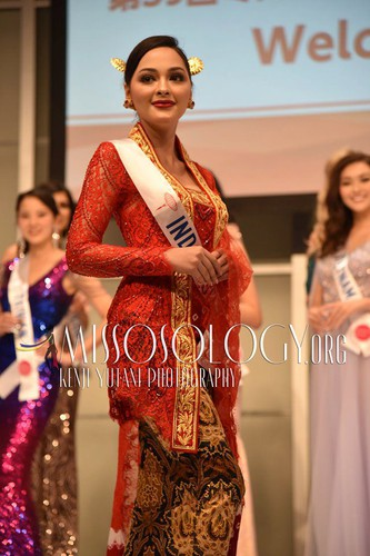 miss international contestants attend welcome party hinh 12