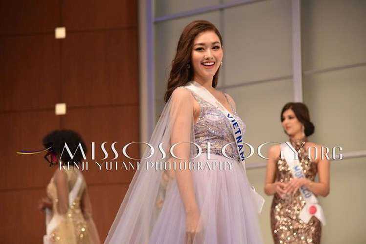 miss international contestants attend welcome party hinh 4