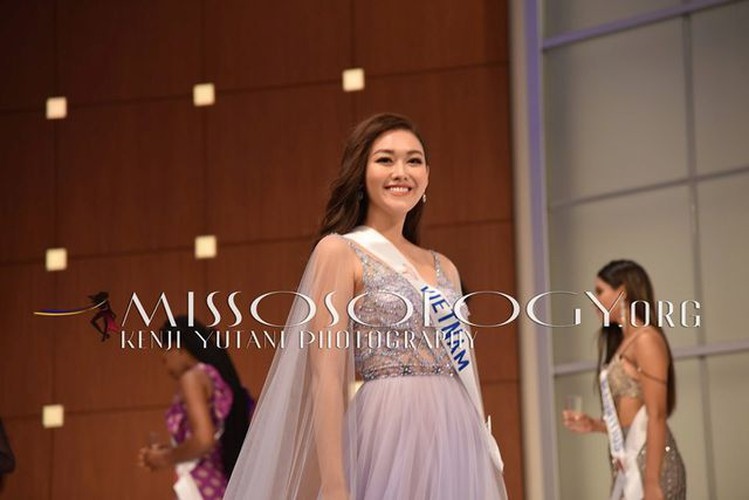 miss international contestants attend welcome party hinh 5
