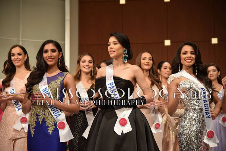 miss international contestants attend welcome party hinh 6