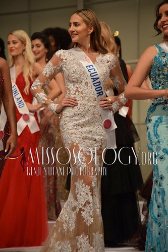 miss international contestants attend welcome party hinh 7