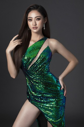 thuy linh's first images appear on miss world website hinh 10