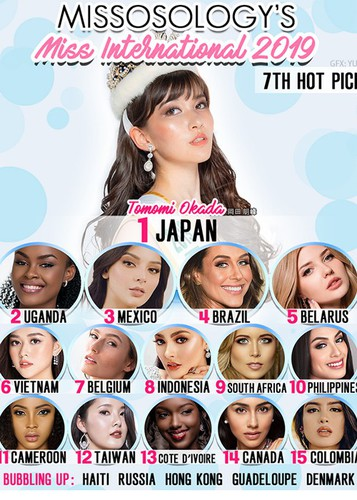 tuong san competes in talent segment at miss international hinh 4