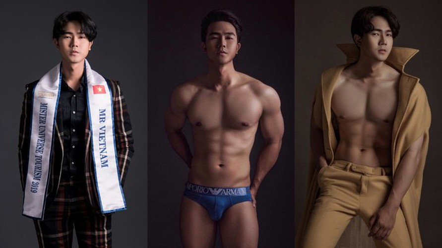 nguyen luan poised to represent vietnam at mister universe tourism 2019 hinh 6