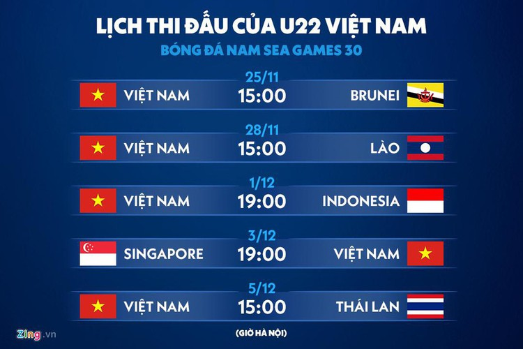vietnam's u22s depart from hcm city for sea games 30 hinh 11