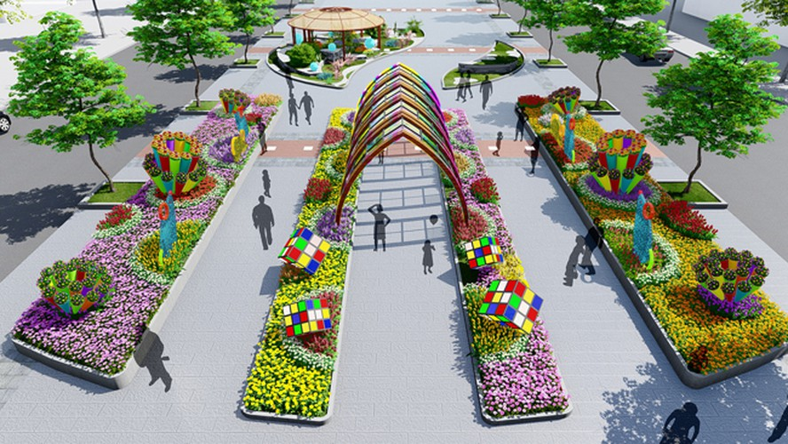 giant mice set to take over hcm city flower street ahead of lunar new year hinh 3