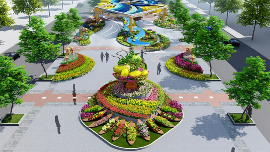 giant mice set to take over hcm city flower street ahead of lunar new year hinh 5