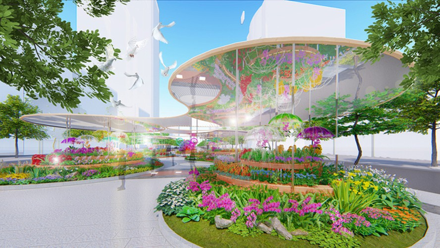 giant mice set to take over hcm city flower street ahead of lunar new year hinh 7