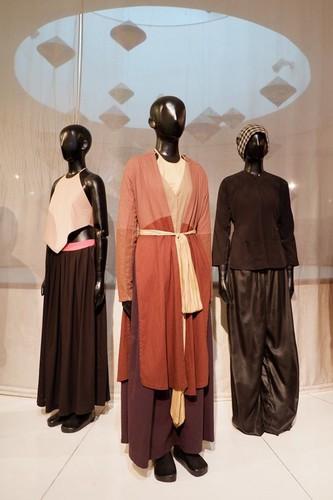 ao dai exhibition at vietnamese women's museum hinh 2