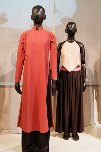 ao dai exhibition at vietnamese women's museum hinh 4