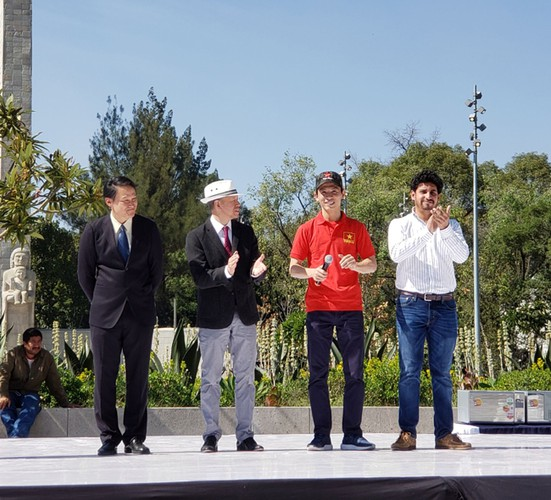 vietnamese embassy joins in second oriental festival in mexico hinh 2