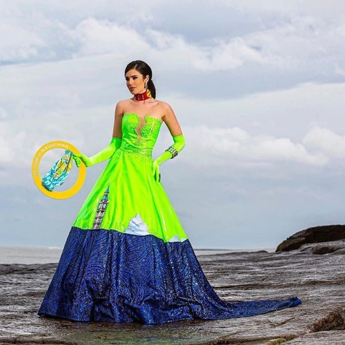 array of national costumes revealed for miss universe 2019 hinh 3