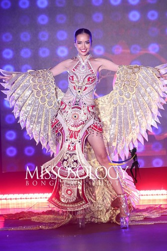stunning national costumes go on display during miss supranational 2019 hinh 1